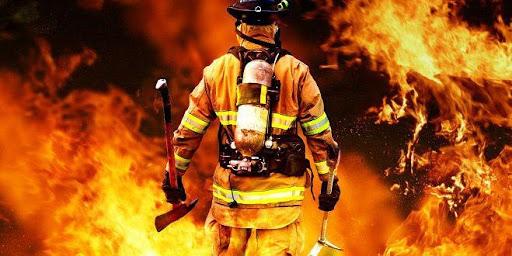 Zählen Feuerwehrleute zum Heldentum?