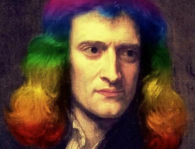 Großartige Persönlichkeiten: Sir Isaac Newton
